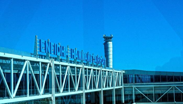 Немного истории о развитии аэропорта Энфида