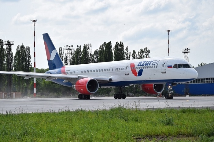 Чартерные авиакомпании России
