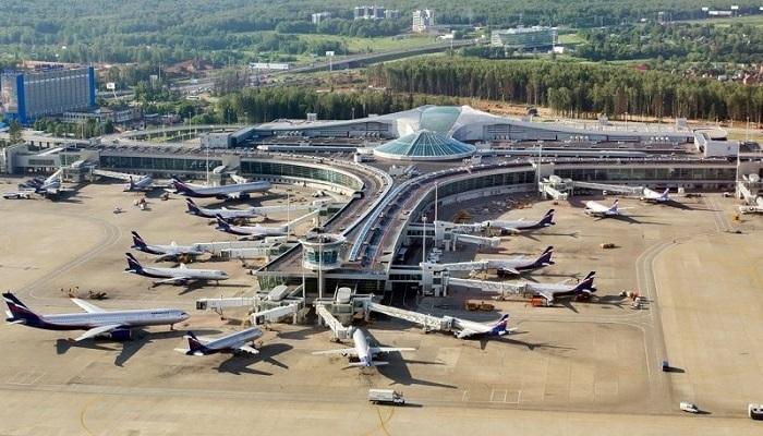 Информация об аэропортах MOW