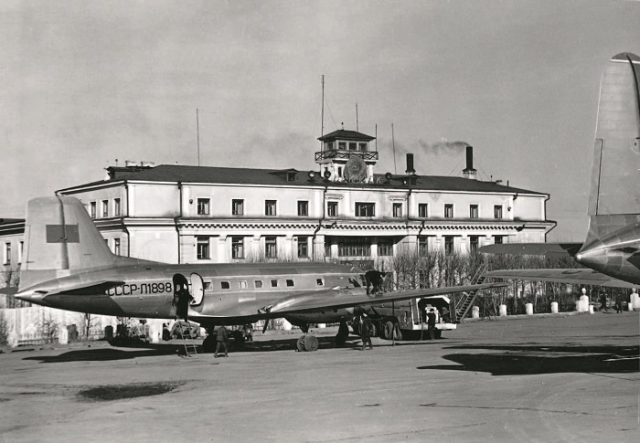 История развития авиапредприятия