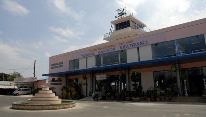 Международный аэропорт Вьетнама CXR