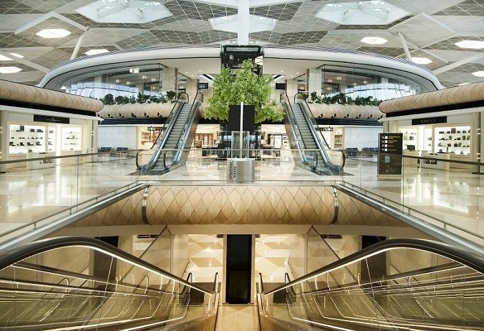 Несколько ключевых фактов о развитии аэровокзала