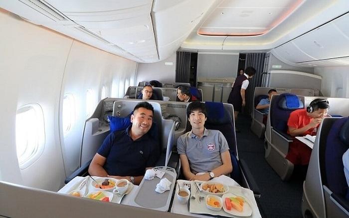 Сервис для пассажиров на борту самолетов