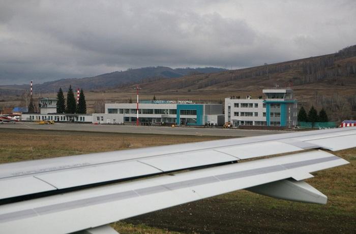 Современная воздушная гавань Алтая