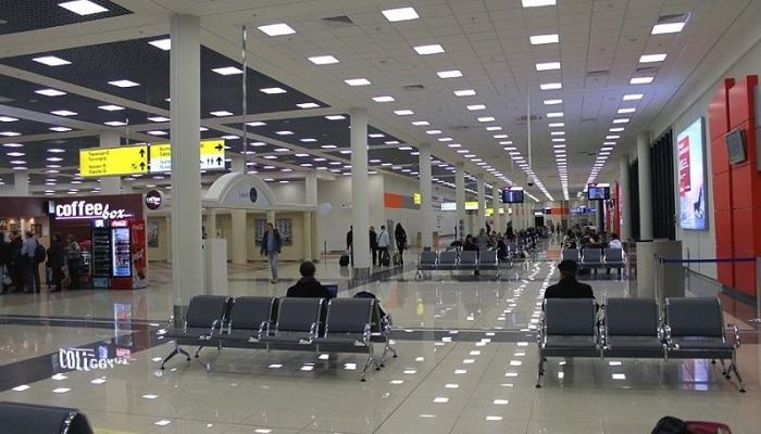 Услуги воздушных терминалов