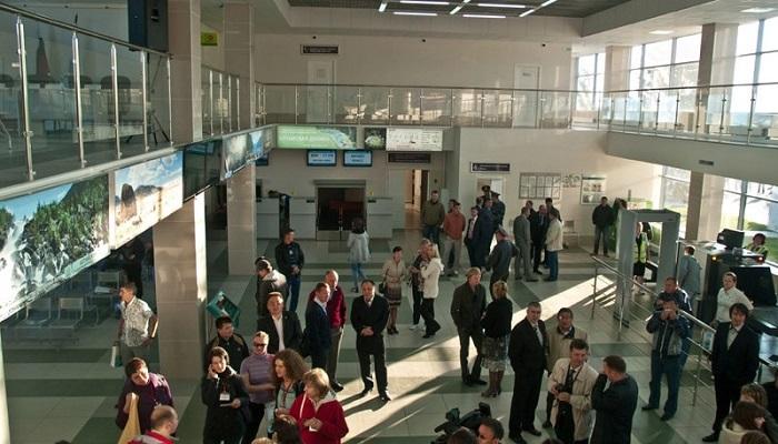 Восстановление аэропорта