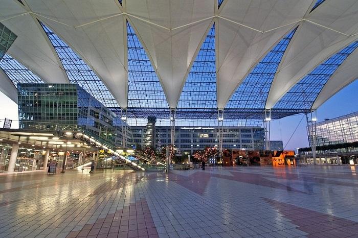 Воздушные ворота Мюнхена