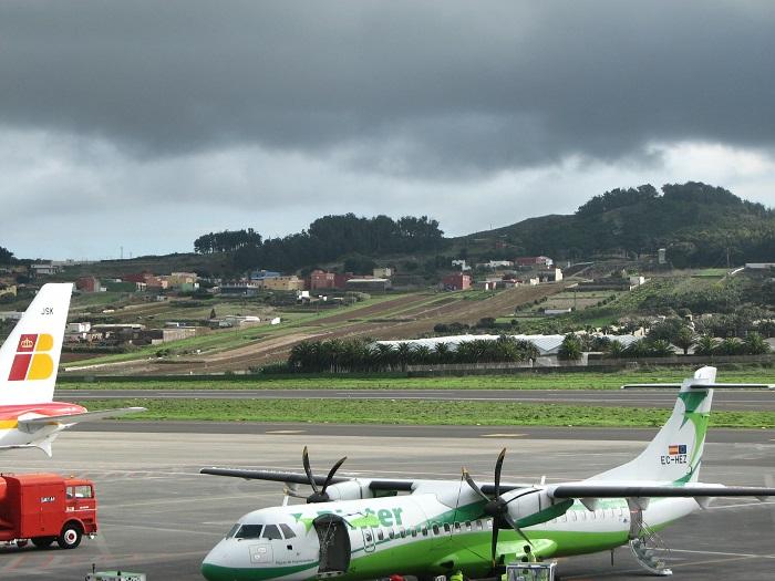 Северный аэропорт острова