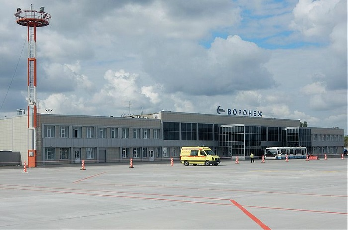 Аэропорт Воронеж «Чертовицкое»
