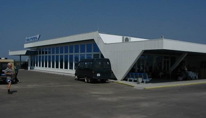Действует ли аэровокзал в Севастополе
