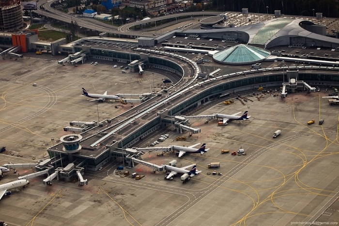 Основная информация о действующих терминалах