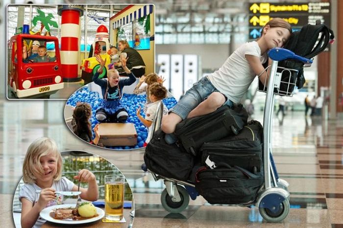 Все для путешествующих с маленькими детьми