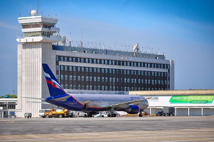 Международные российские воздушные вокзалы