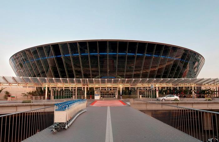Гражданский аэропорт «Ницца»