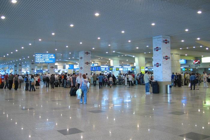 Описание здания аэровокзала
