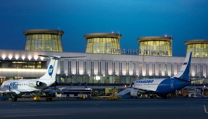 Перелет из аэропорта Пулково