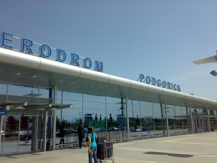 Аэровокзал Подгорица