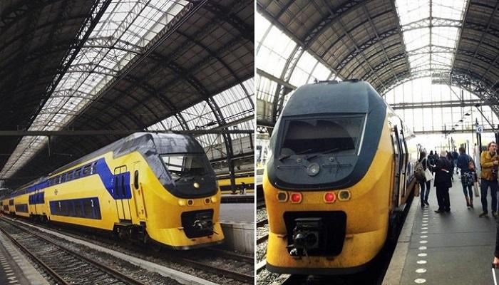 Поездки на железнодорожном транспорте
