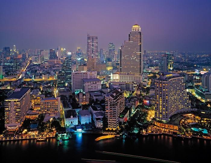 Удобный прямой перелет из столицы в Бангкок