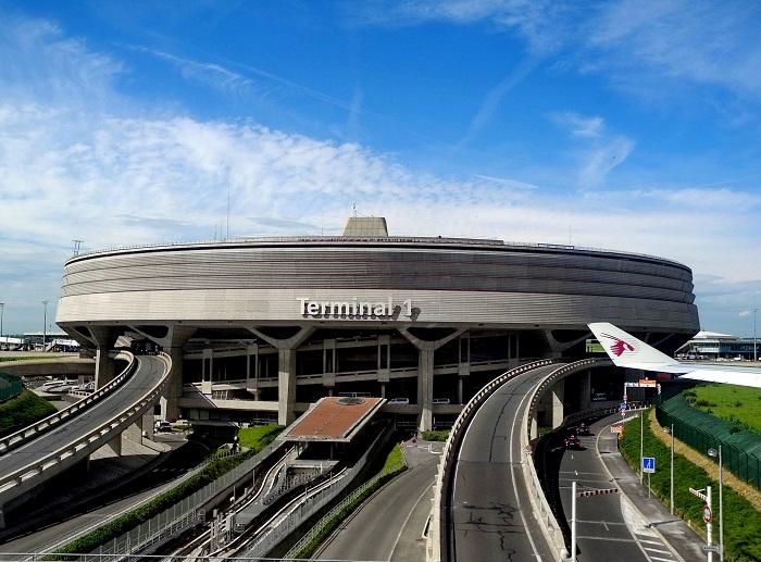 Международный аэропорт Франции «Шарль-де-Голль»