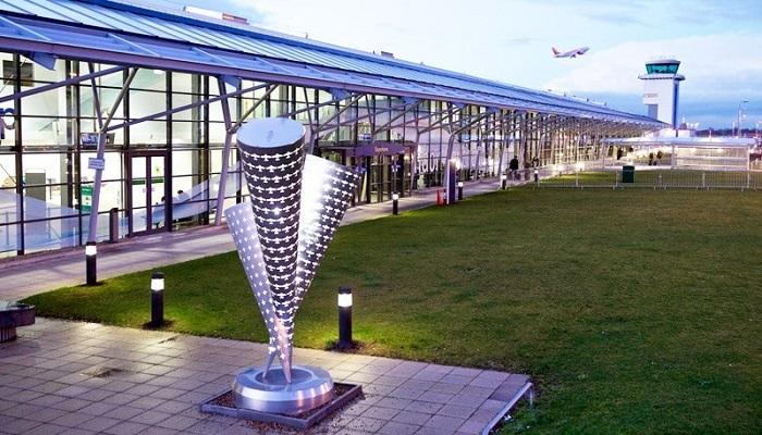Какой аэропорт находится на шестом месте списка