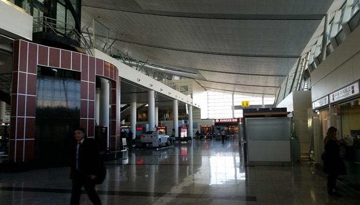 Краткая информация о работе аэропорта