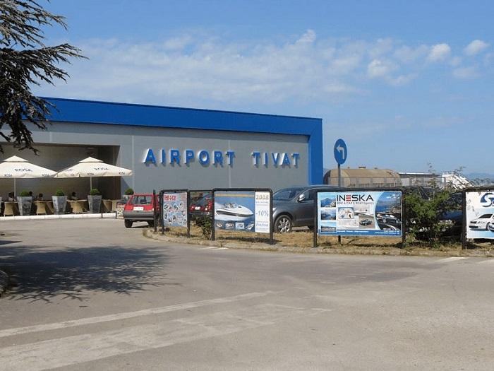 Воздушная гавань Тиват