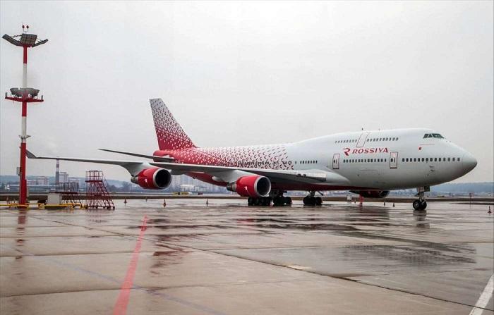 Выбираем услуги авиаперевозчика «Россия»