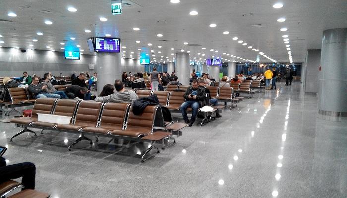 Как происходит ожидание рейса