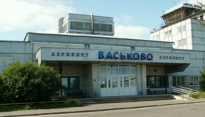 Как возник аэропорт Васьково Архангельск
