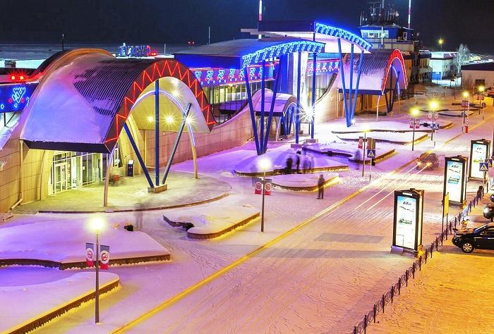 Исторические факты развития аэропорта