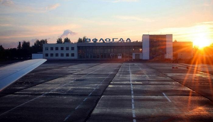 Как выглядит аэропорт Вологды в настоящее время