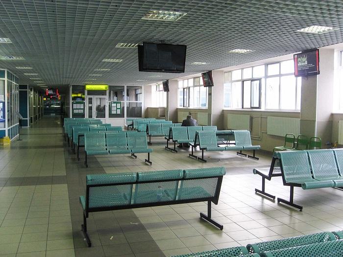 Описание основного терминала