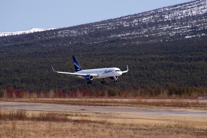 Самолетом до Магадана из Москвы