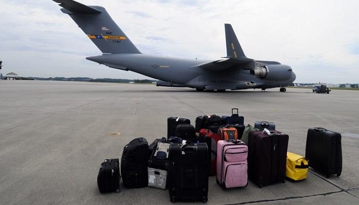 Упаковка и регистрация багажа