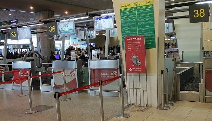 Условия самообслуживания в терминале