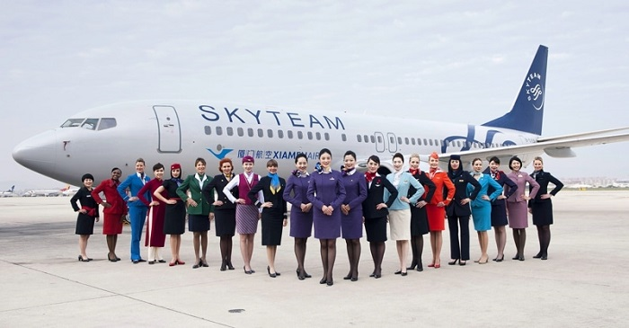 Sky Team альянс