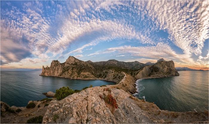 Чудеса природы Крымского полуострова