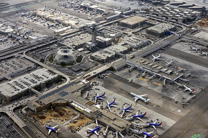 Состояние транспортной инфраструктуры в центре Калифорнии