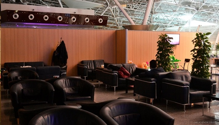 Залы Приорити Пасс для международных перелетов