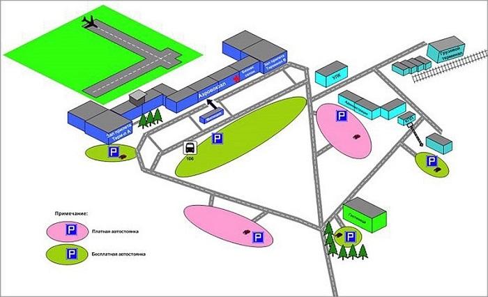 Как выглядит комплекс авиапредприятия сегодня