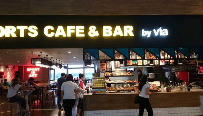 Возможность питания в аэропорту