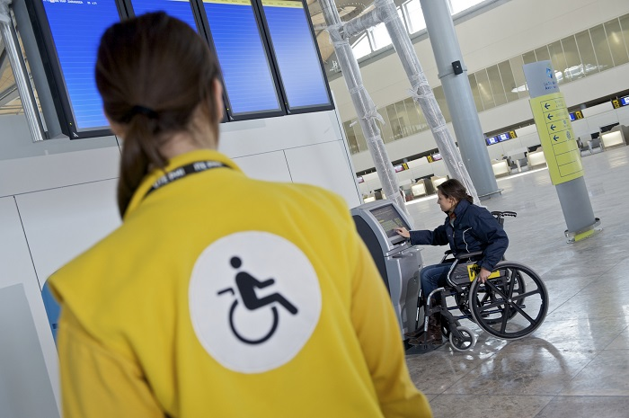 Забота о людях с инвалидностью