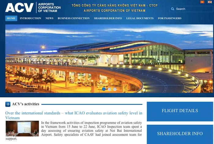 Предоставляемый сервис в аэропорту Камрань