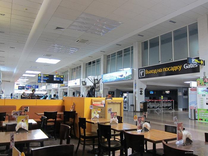 Услуги в аэропорту