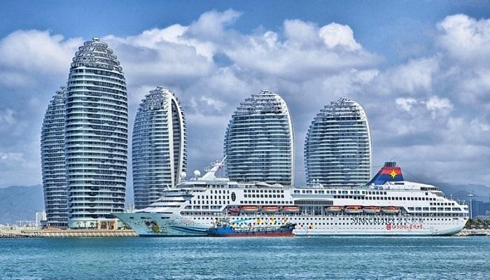 Этапы развития туризма на Хайнане