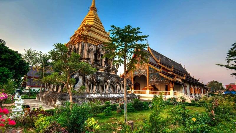 Инфраструктура аэропортов Таиланда