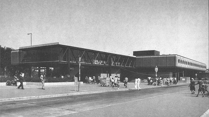 Исторические факты об аэропорте