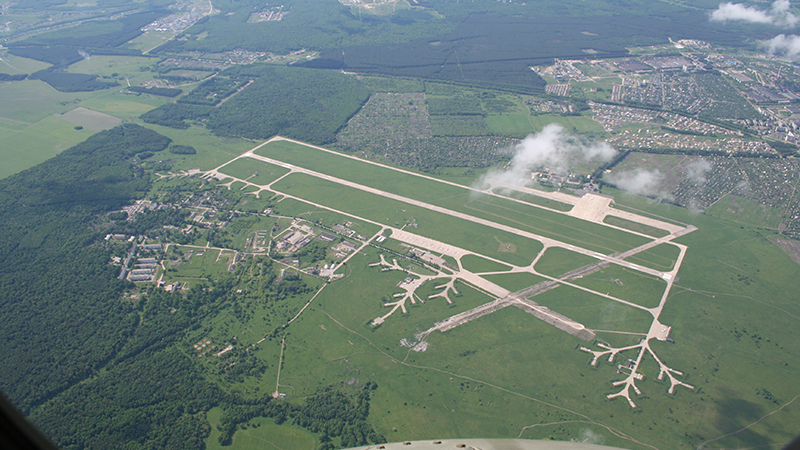 История возникновения аэропорта