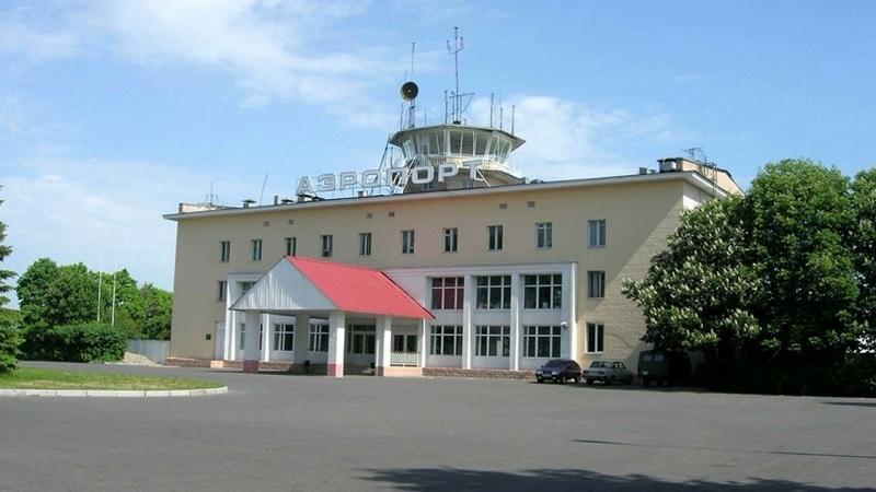 Как из аэропорта доехать в Курск